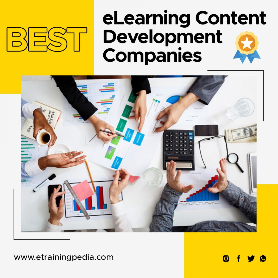 eLearning Content Development Companies