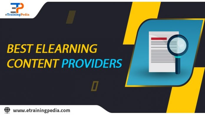 eLearning Content Providers