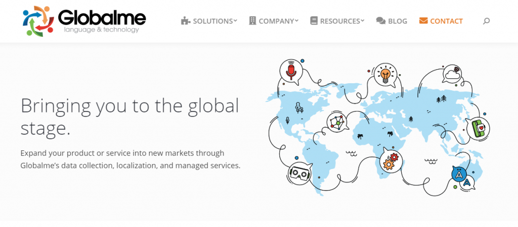 2021 03 08 14 17 50 Globalme   Data Localization Services for Emerging Technologies