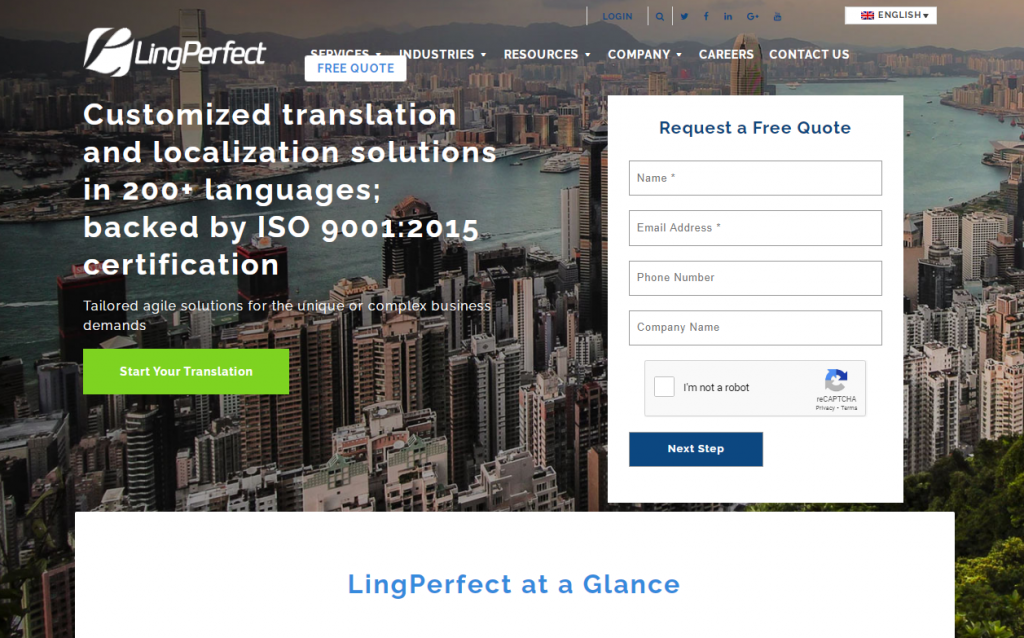2021 03 09 16 33 33 Language Translation Services   ISO Certified   LingPerfect