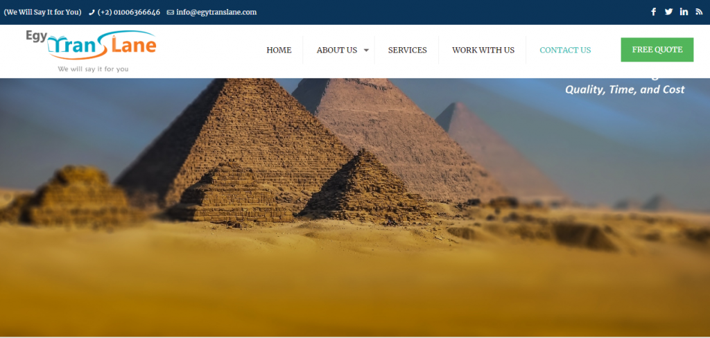translation services in egypt