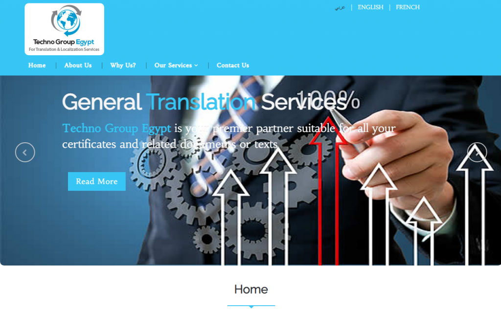 2021 03 19 16 04 20 Techno Group Egypt For Certified Translation Services   Home