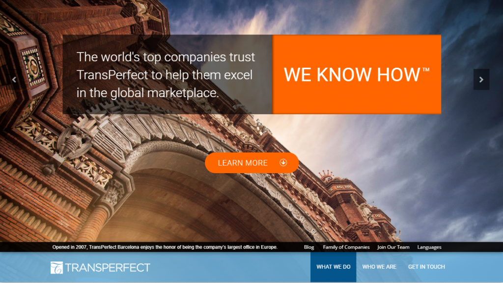 2021 03 19 17 02 47 TransPerfect – Language and Technology Solutions for Global Business