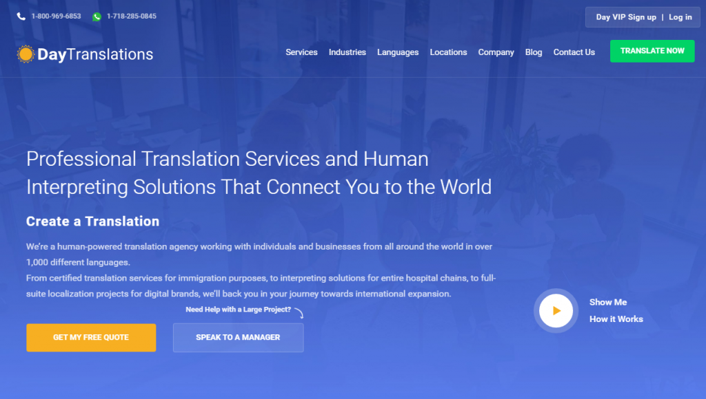 2021 03 19 18 10 45 Professional Translation Services and Interpreting Solutions