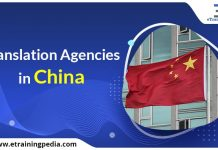Translation Agencies in China