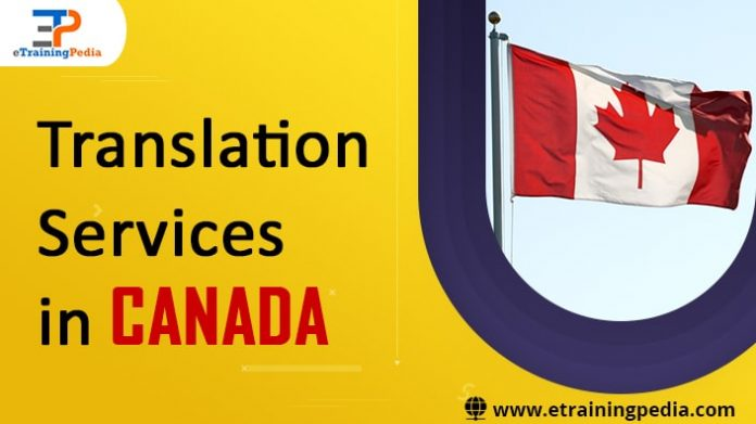 Translation Services in Canada