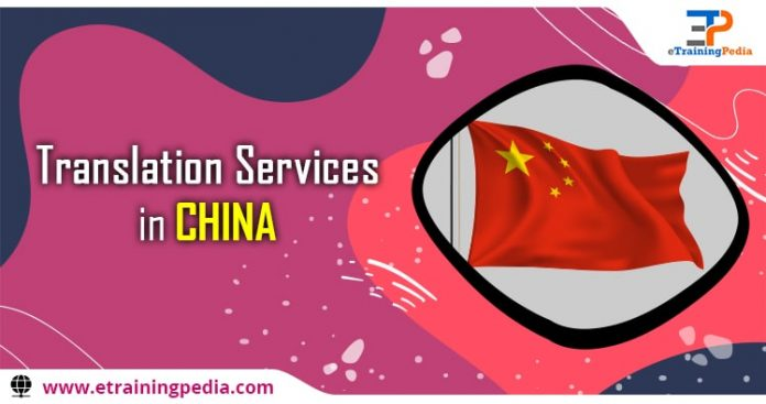 Translation Services in China