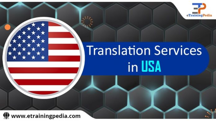 Translation Services in USA
