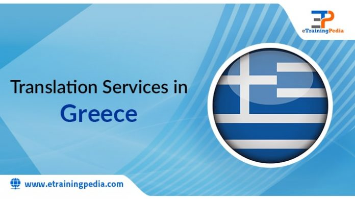 Translation Services in Greece