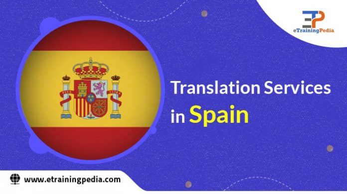 Translation Services in Spain
